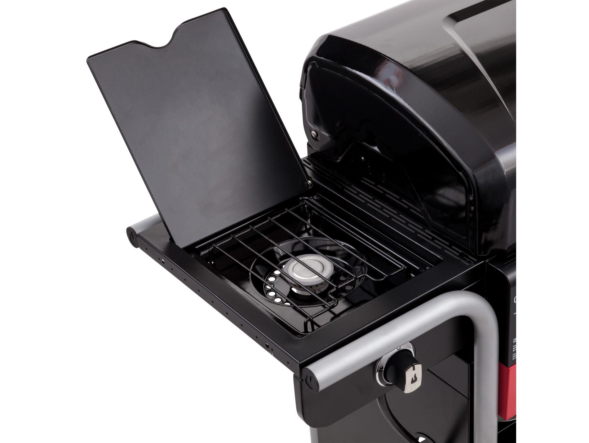 barbecue hybrid gaz ou charbon gas2coal char broil. Black Bedroom Furniture Sets. Home Design Ideas