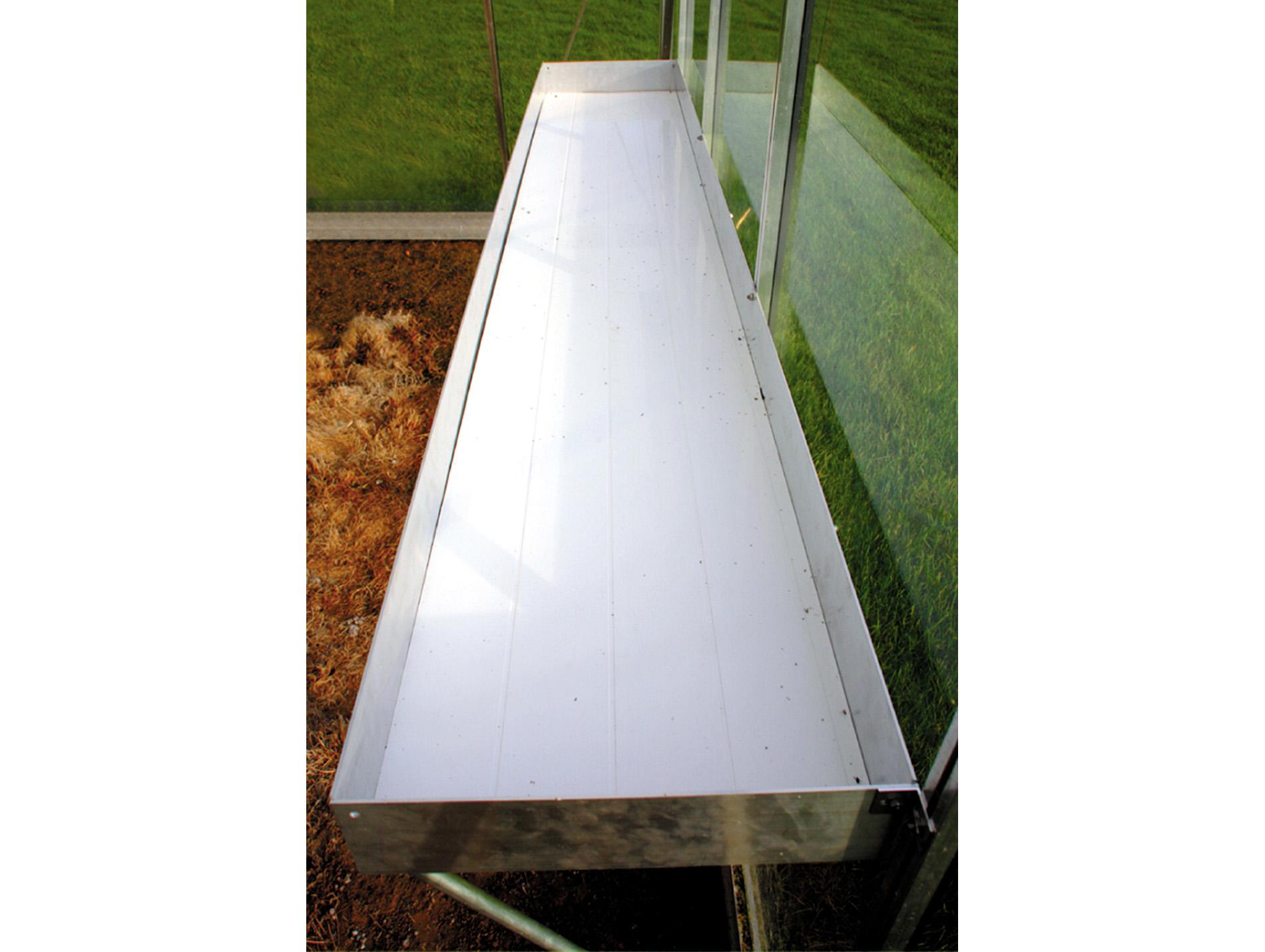 table pour plantes 217x42cm acd prestige laqu. Black Bedroom Furniture Sets. Home Design Ideas