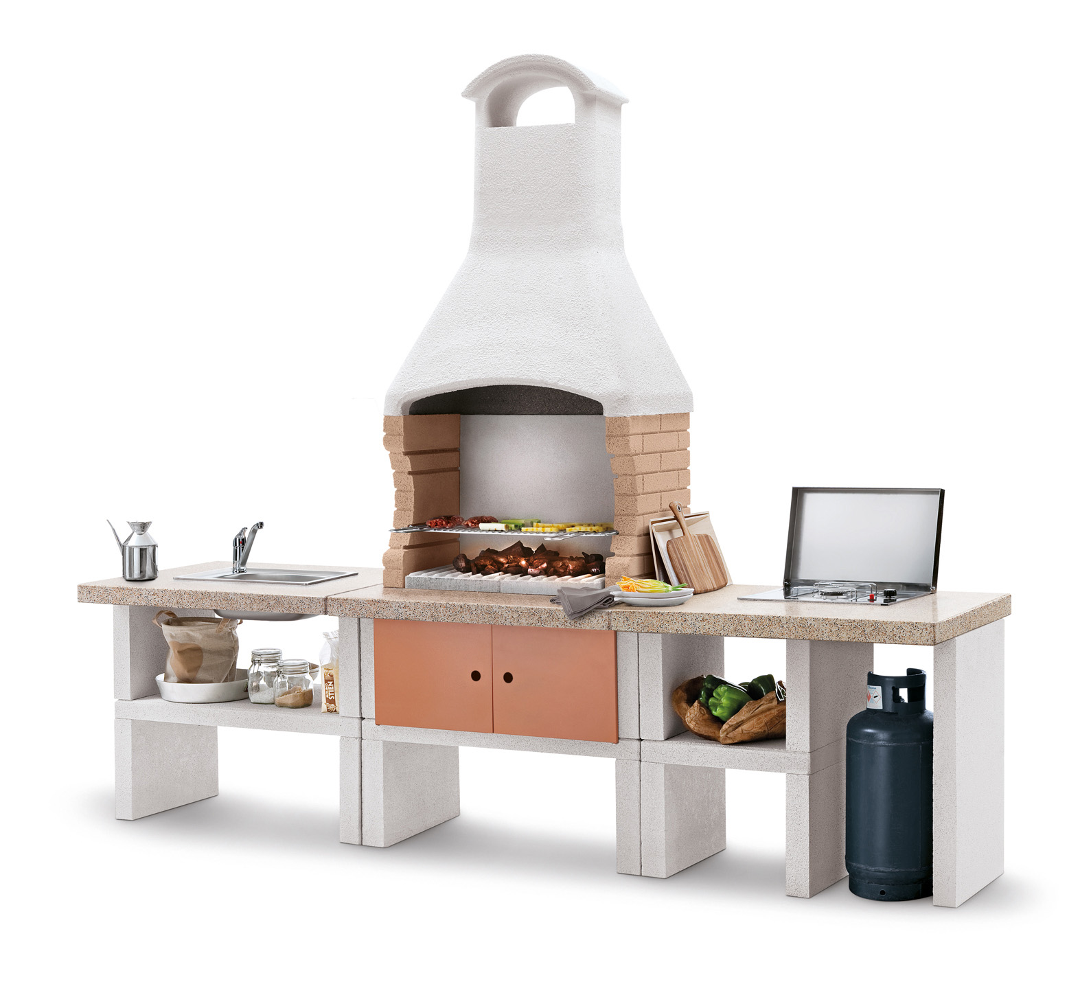 ariel cuisine d 39 ext rieur. Black Bedroom Furniture Sets. Home Design Ideas