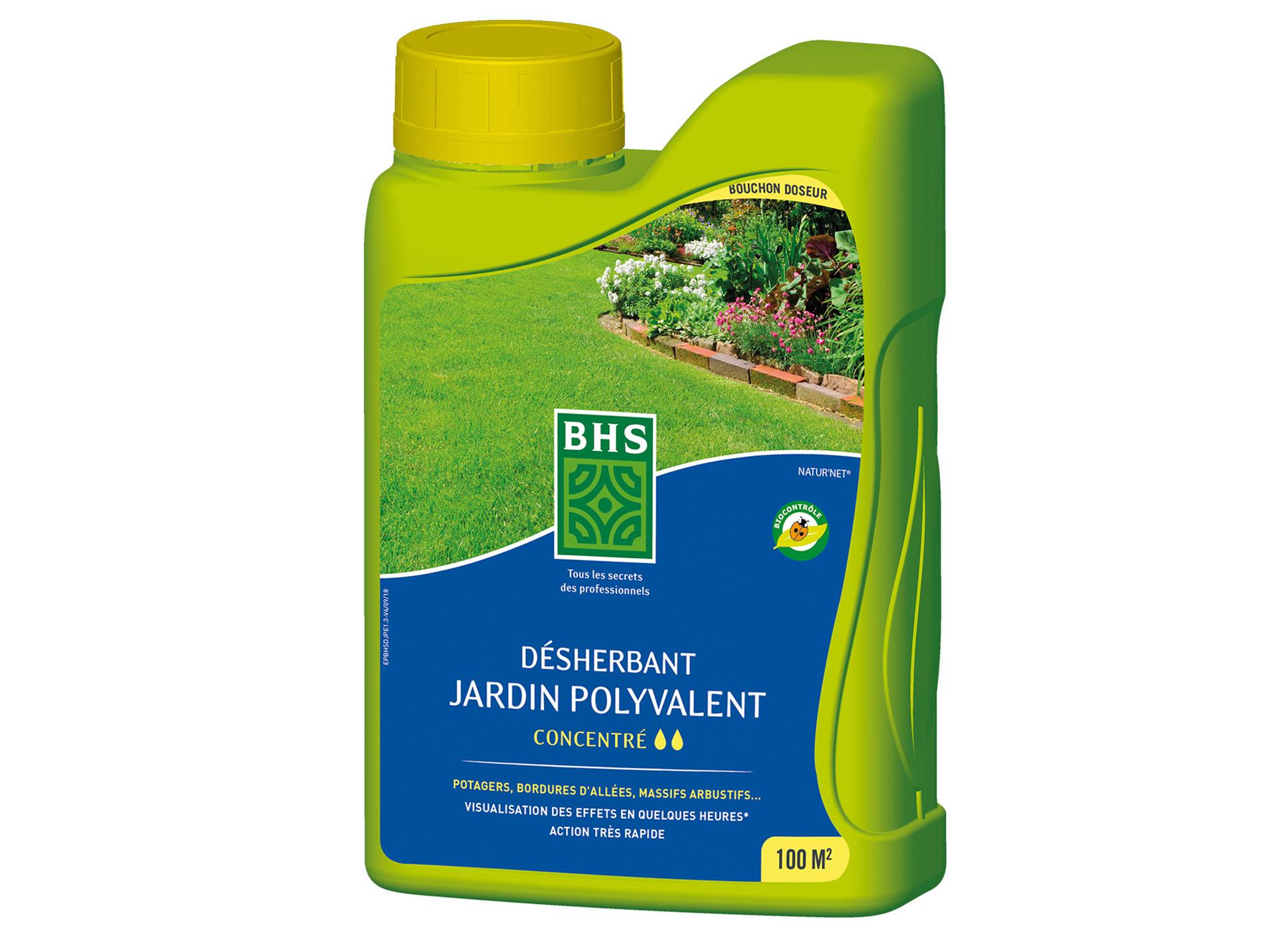 D sherbant jardin polyvalent express 1 3l d sherbant Desherbant jardin