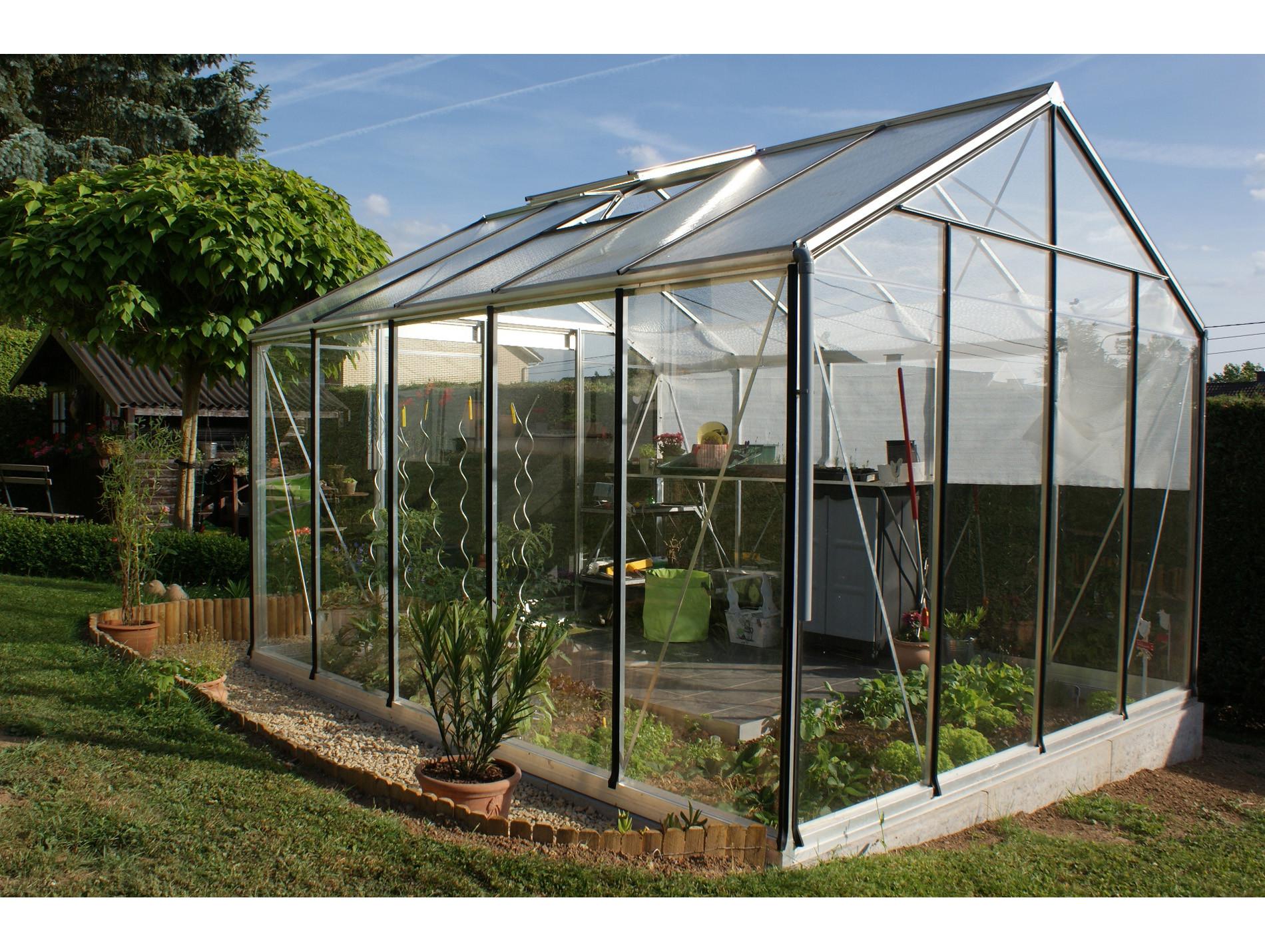 Serre ACD Prestige R305 11,35m² - Serre de jardin, abris de ...