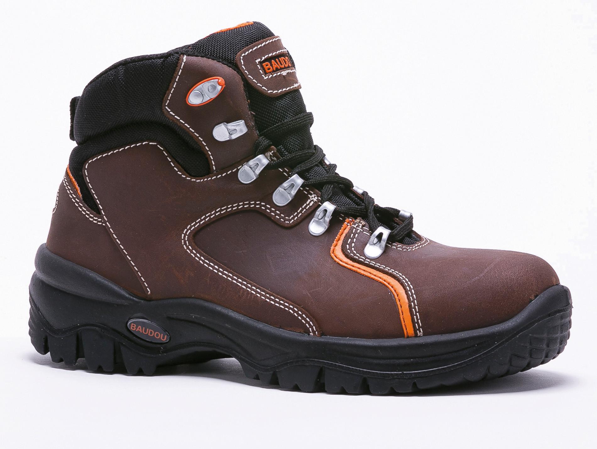 Chaussures de sécurité hautes S3 SRC MERIDA