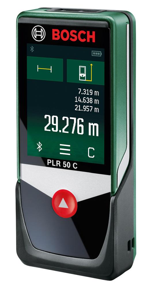 Télémètre laser 50m BOSCH PLR 50C