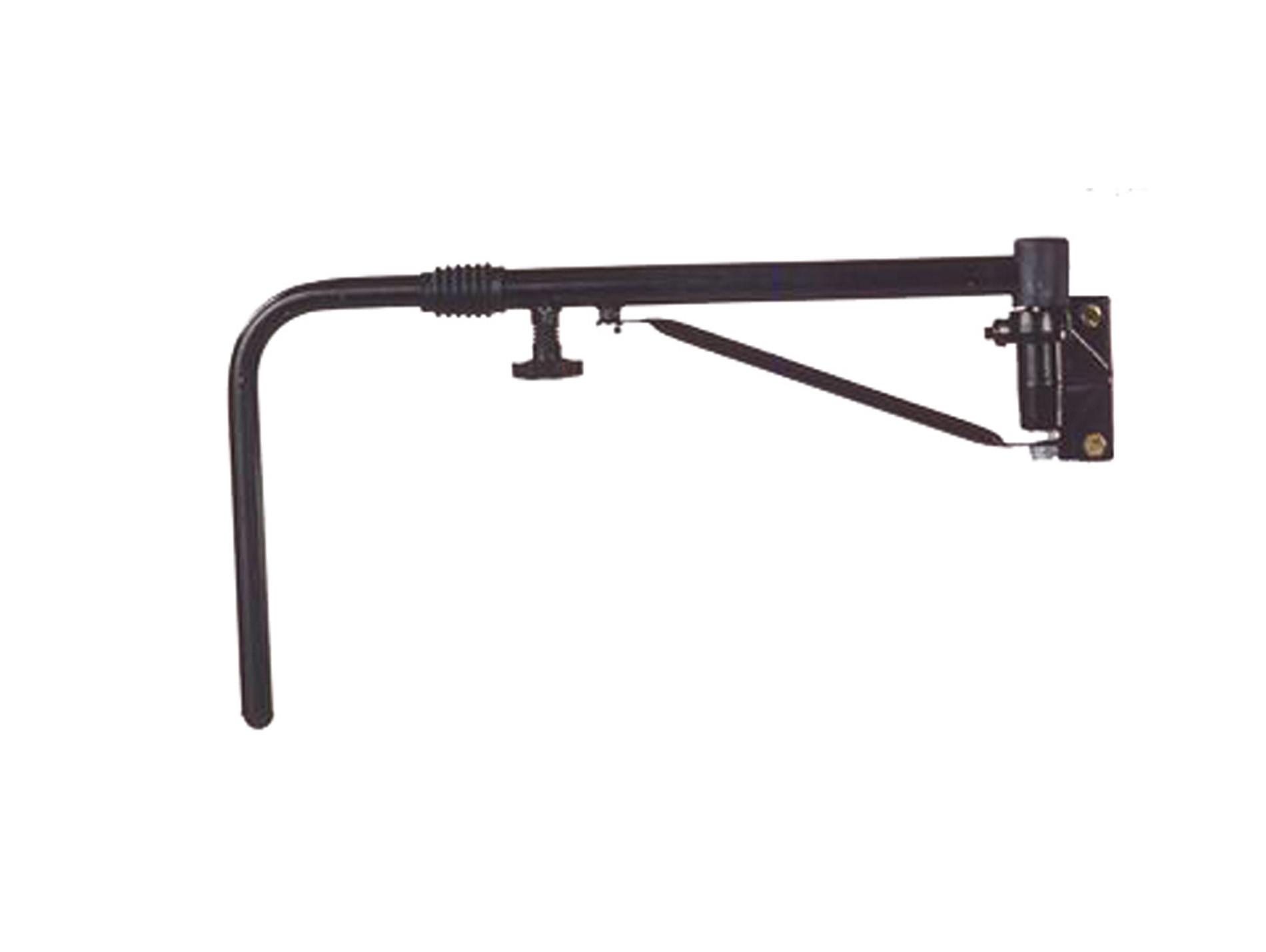 Bras télescopique de rétroviseur gauche Ø20mm L.720mm