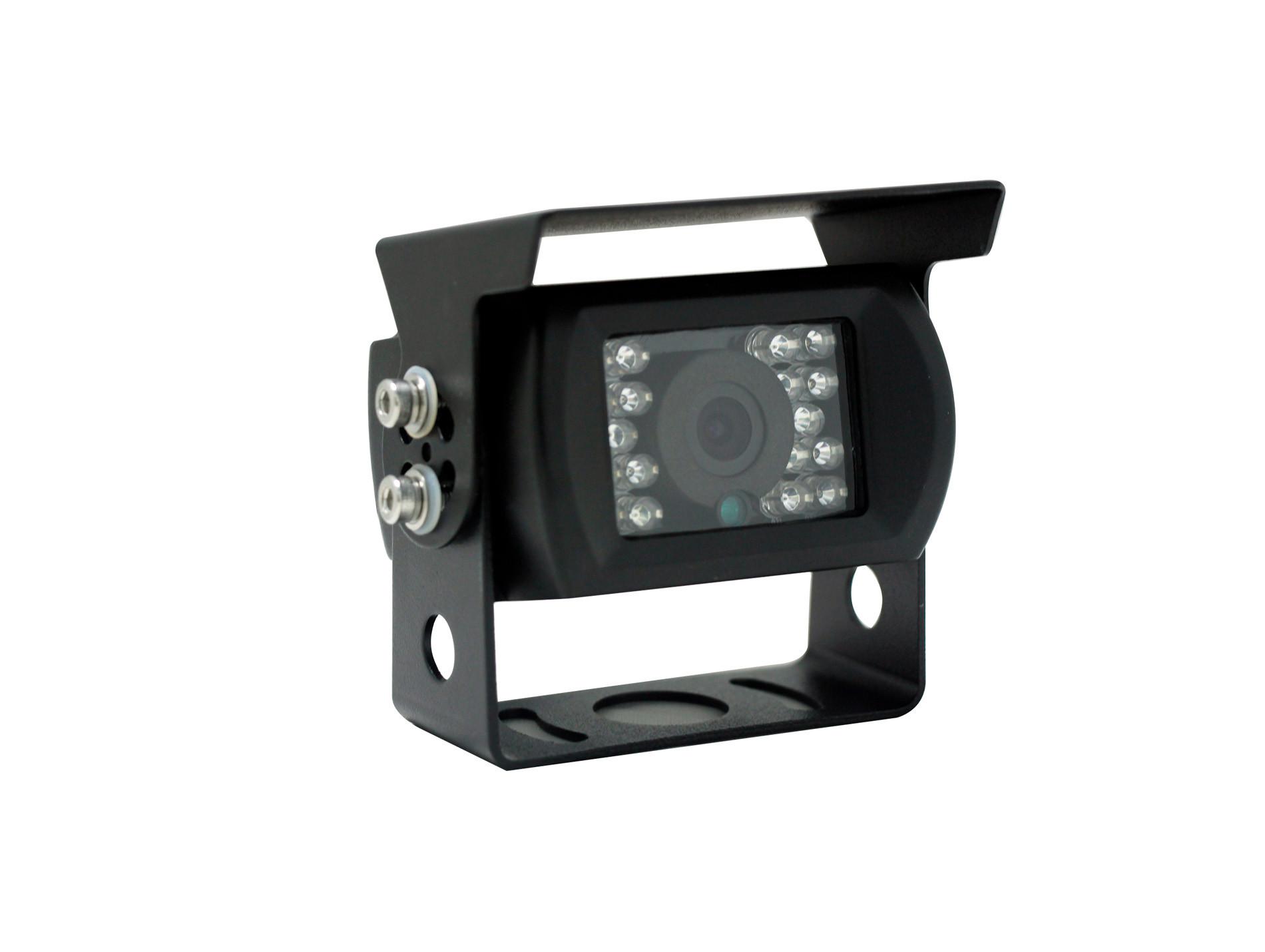 Caméra couleur et audio IP69K