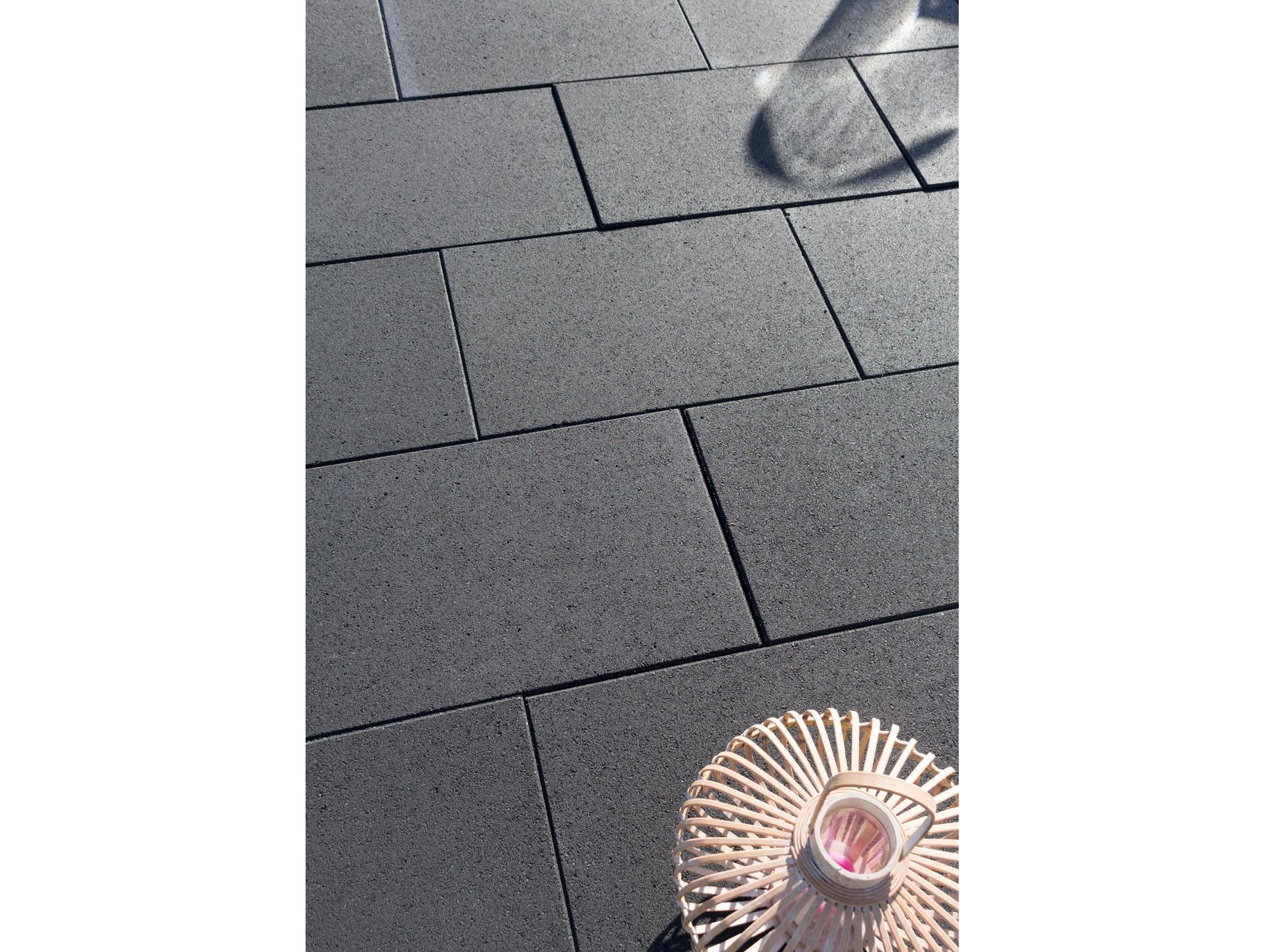 Dalle Béton Lisse Gris Ardoise 60x40 Terrasse D Extérieur