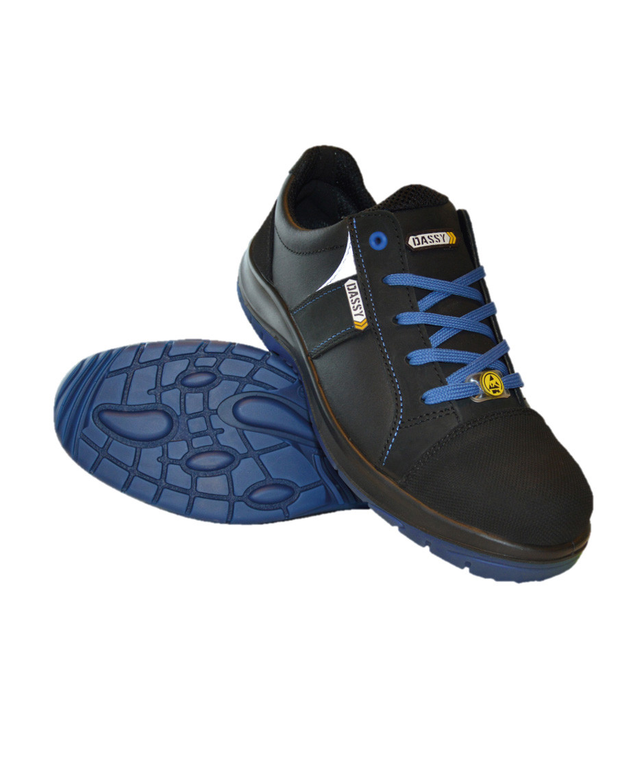 Chaussures de sécurité DASSY® Corus S3 noir