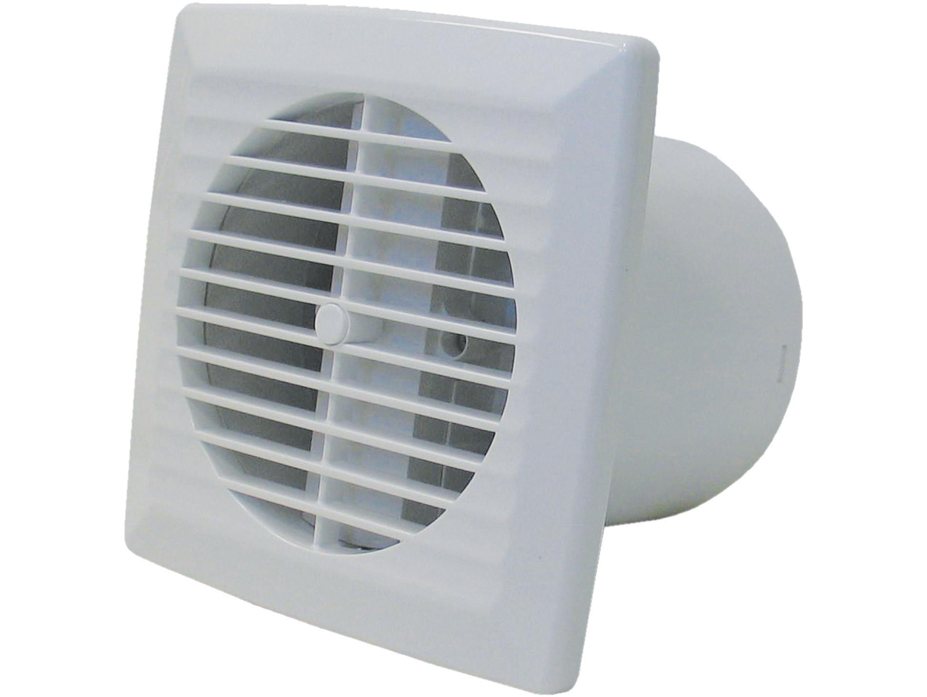 Extracteur façade extra plat standard Ventilation