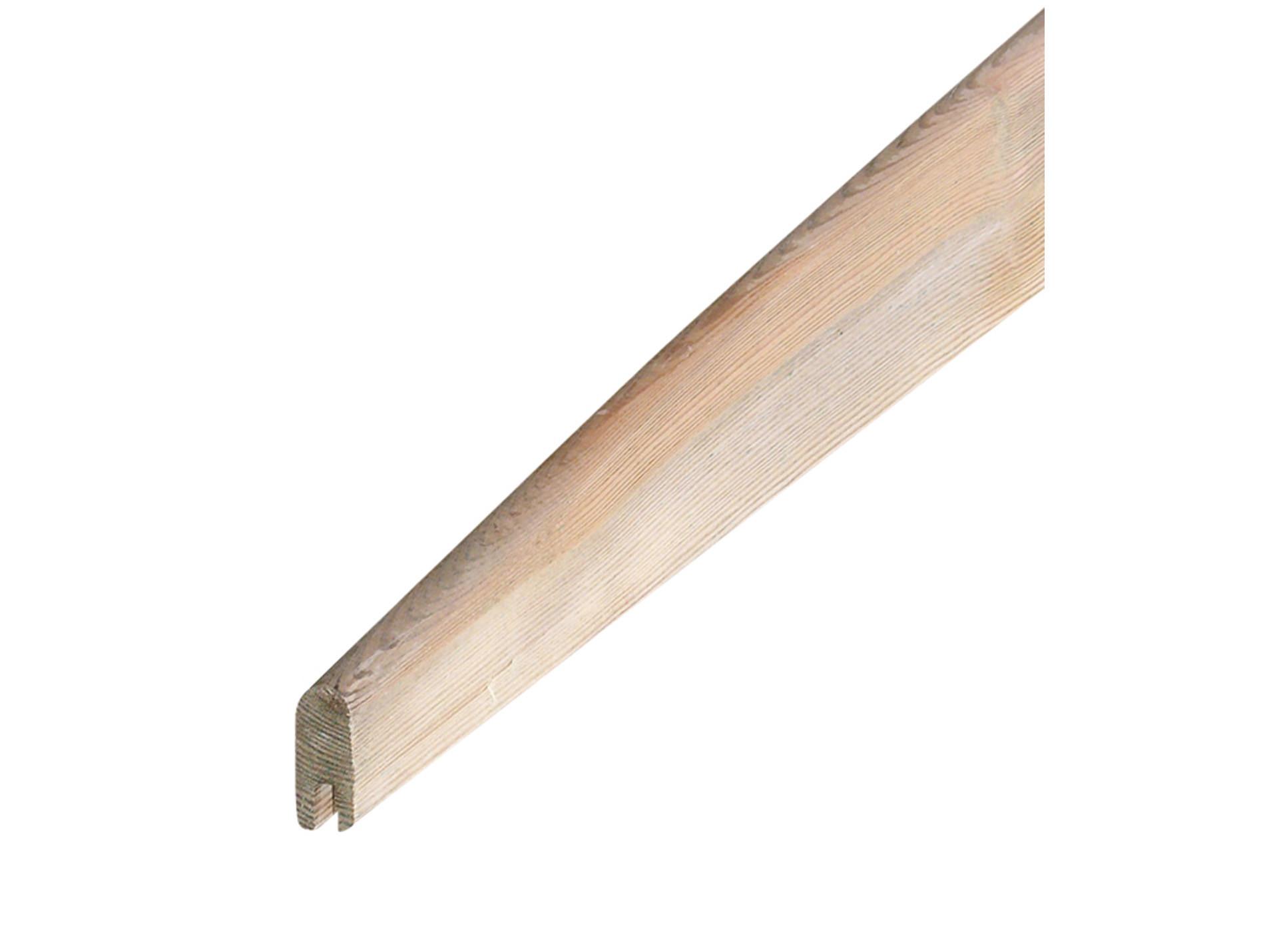 Lames De Bois Exterieur lame bois à emboiter 2m - clôture résidentielle