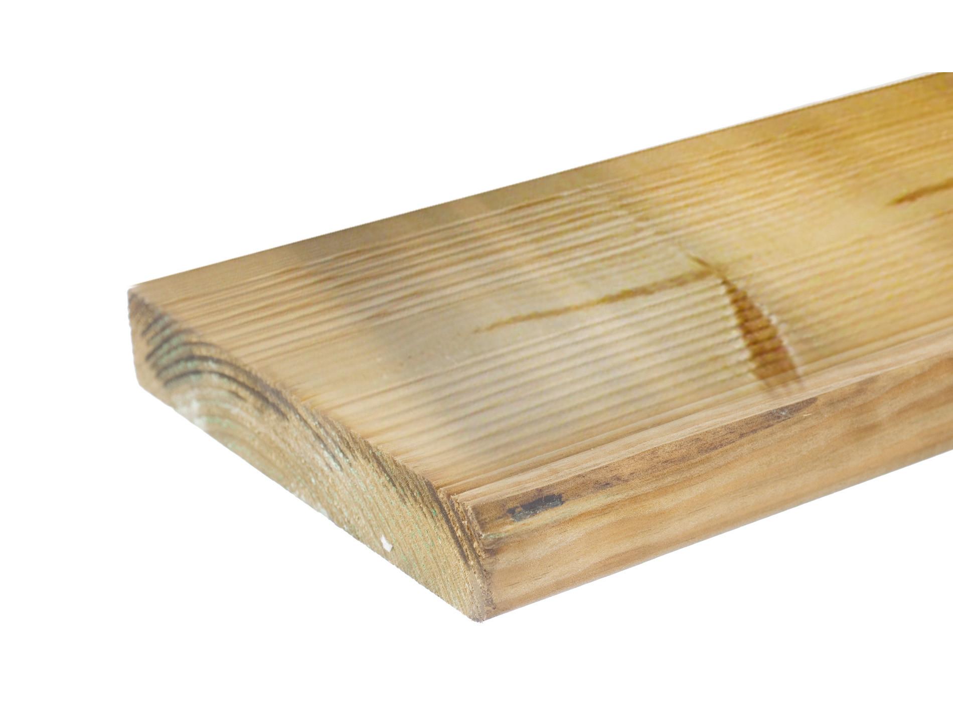 Lame bois rainurée Marco 2,40m