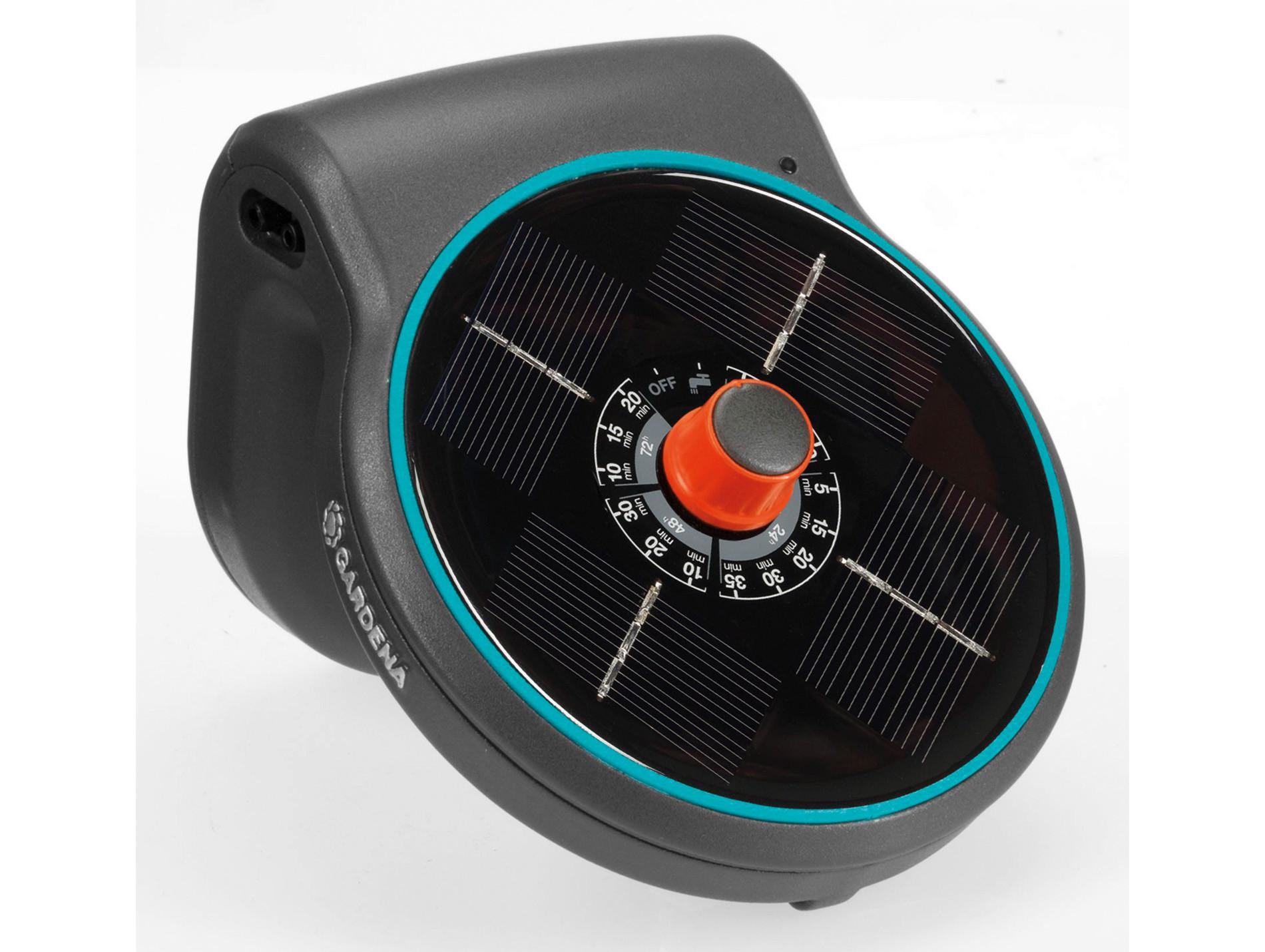 Solution d'arrosage automatique solaire aquaBloom