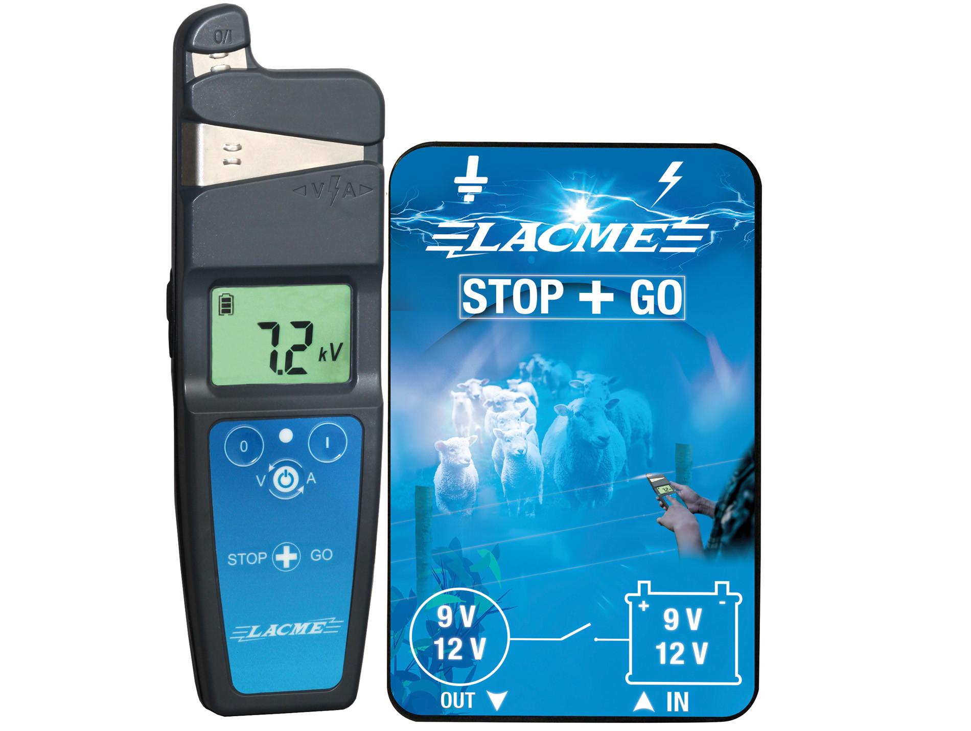 Télécommande universelle Stop & Go 12 V
