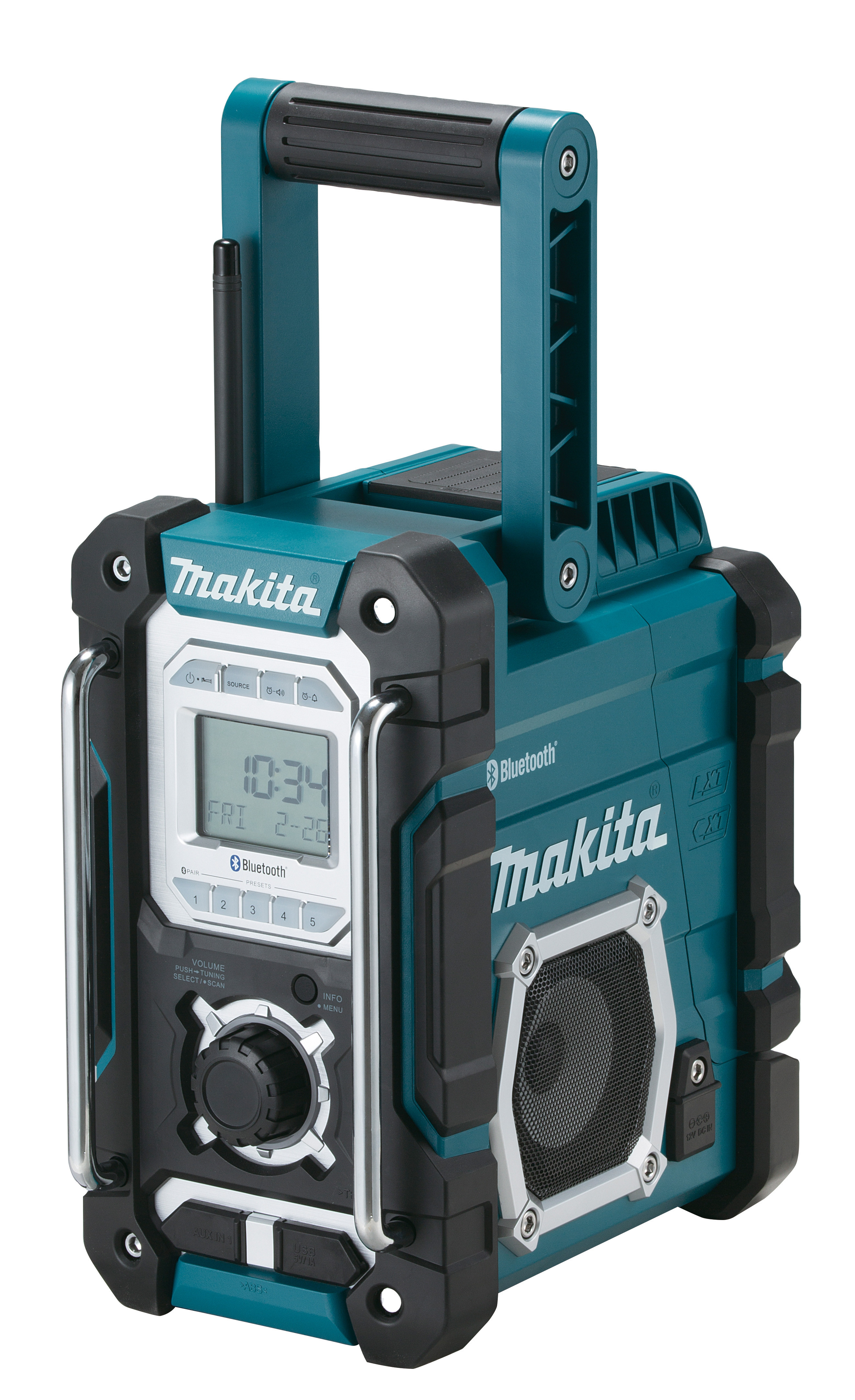 Radio de chantier Bluetooth MAKITA DMR108