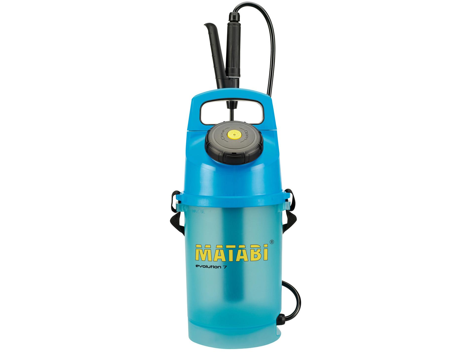 Pulvérisateur à pression 8L Evolution7 MATABI