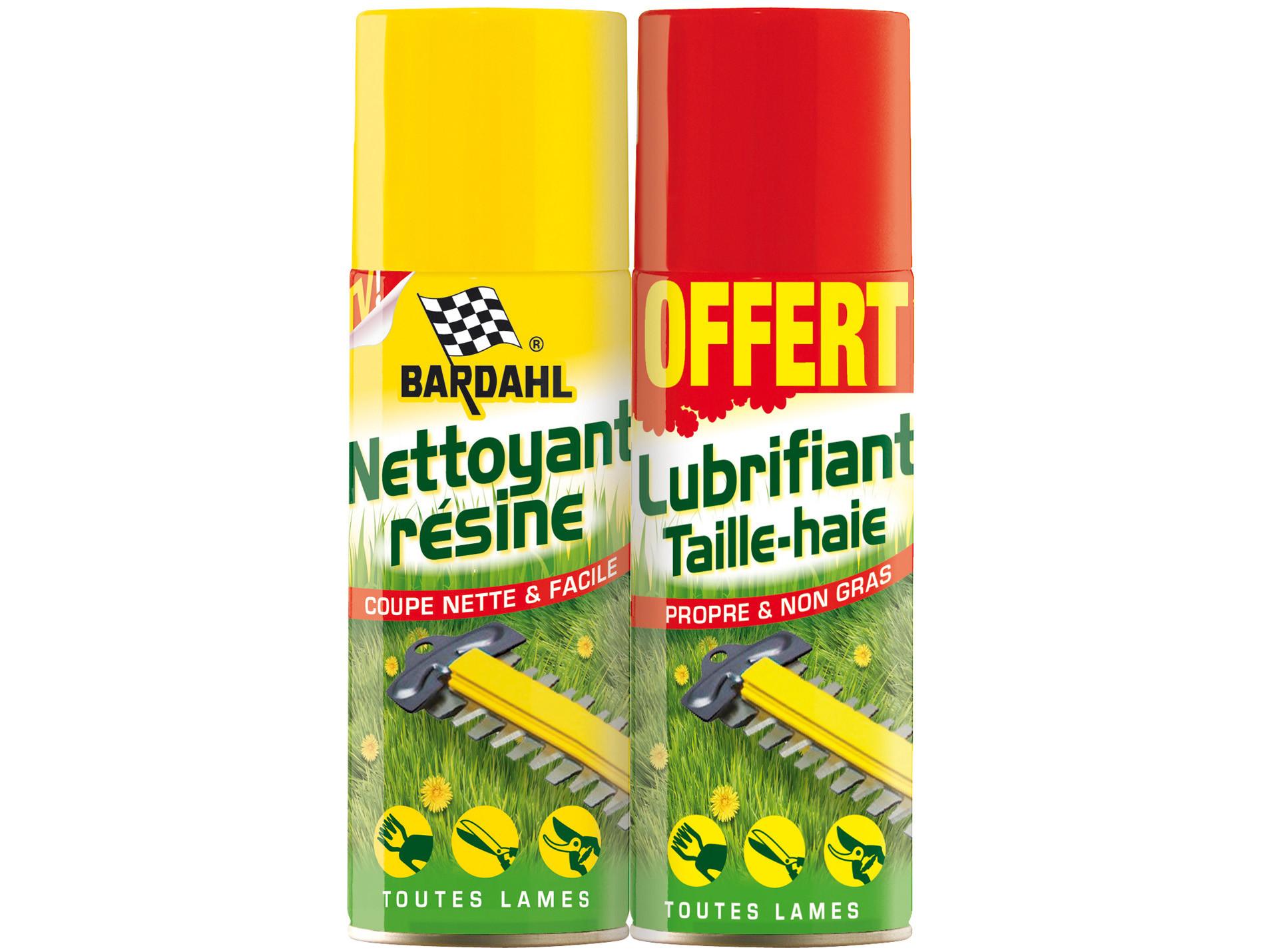 Nettoyant résine toutes lames 200 ml