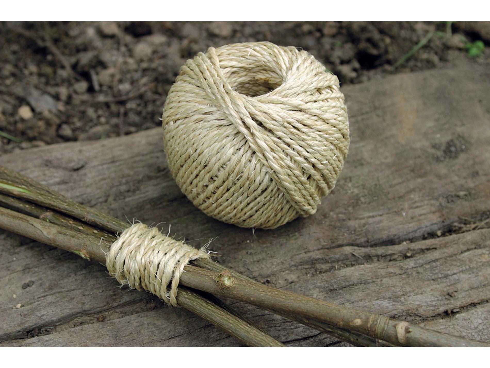 Ficelle Sisal fibres naturelles 30m