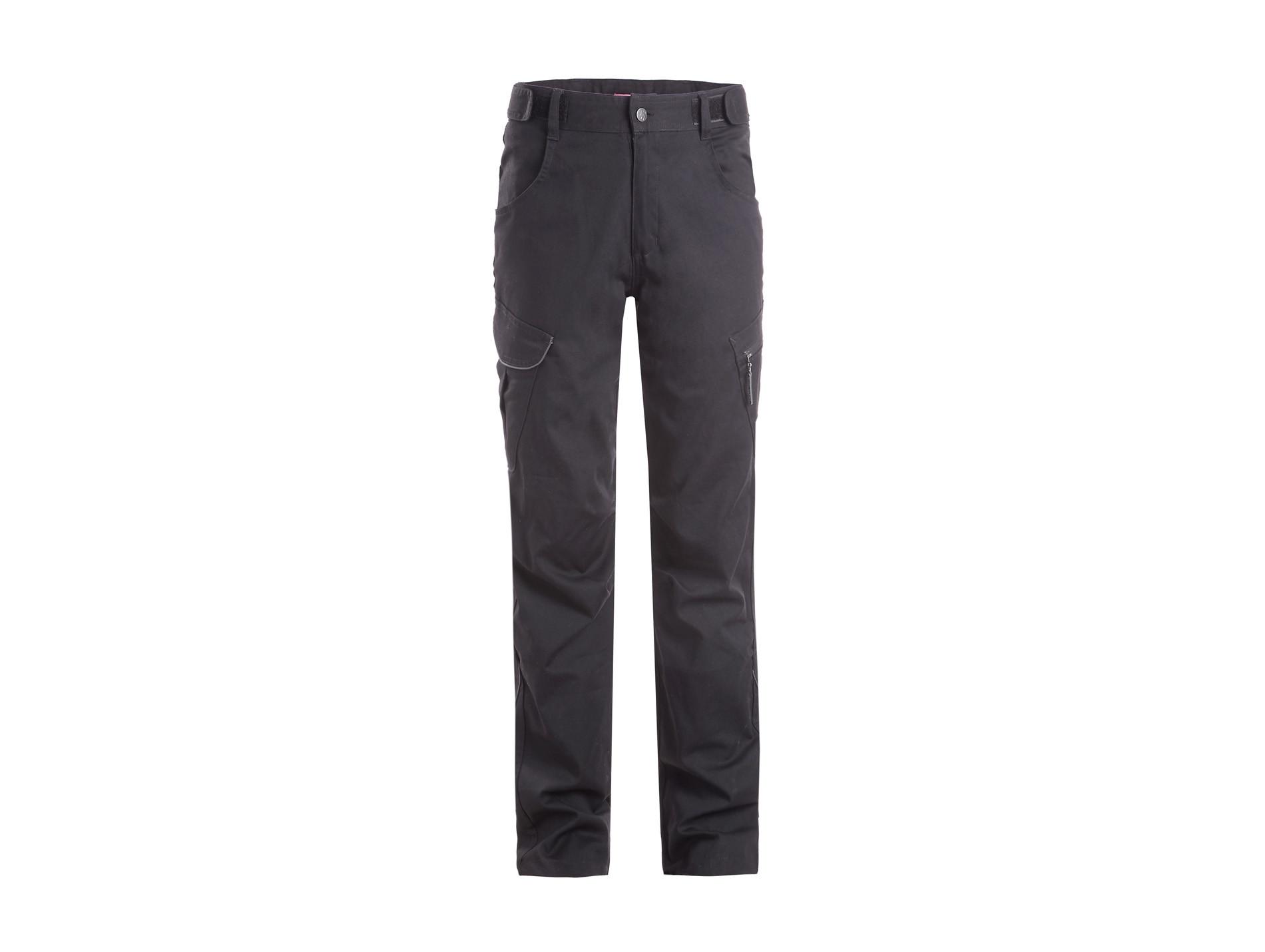 Pantalon de travail femme Camille noir