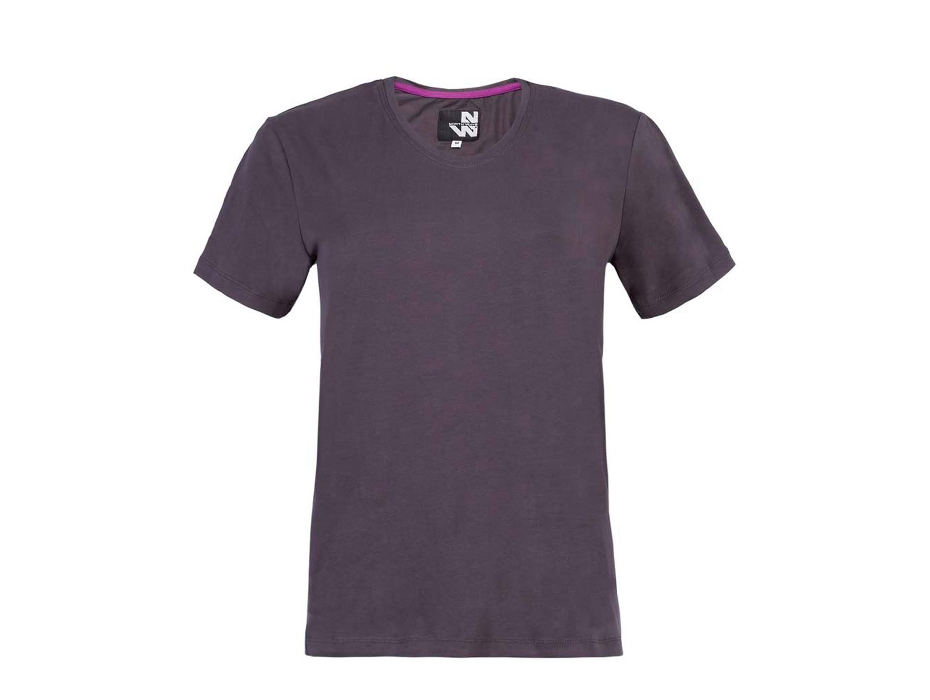 T-shirt femme NORTHWAYS Romane gris