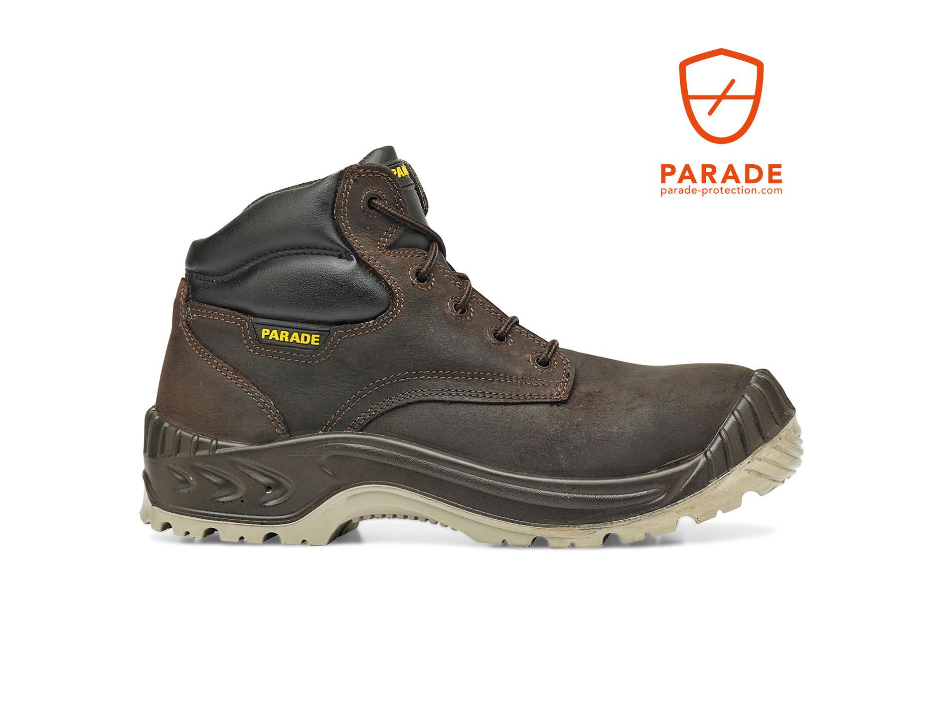 Chaussures de sécurité montantes S3 NOUMEA