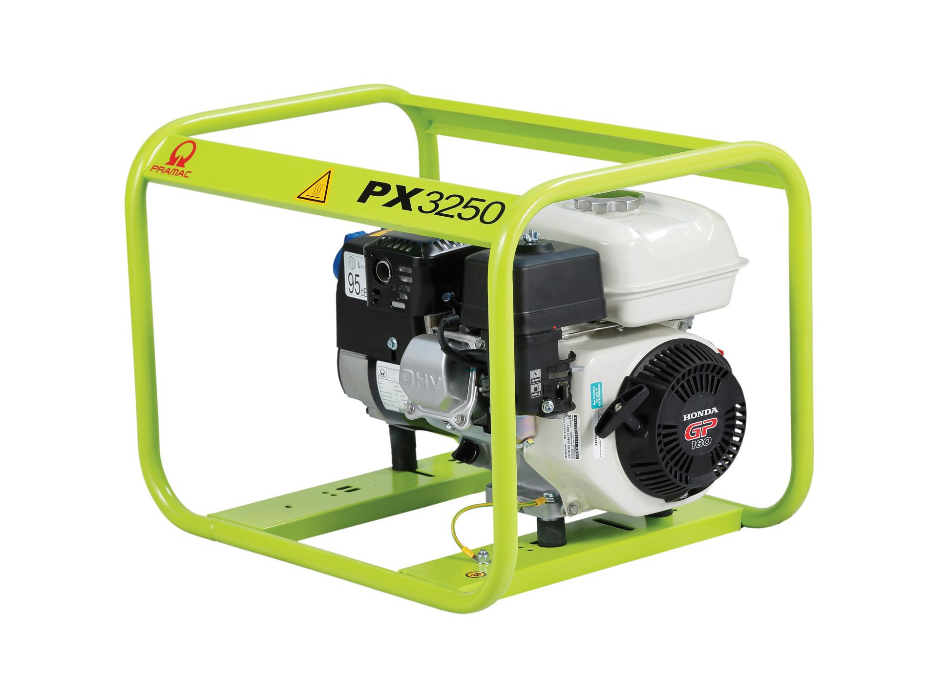 Groupe électrogène PX3250 PRAMAC 2590W