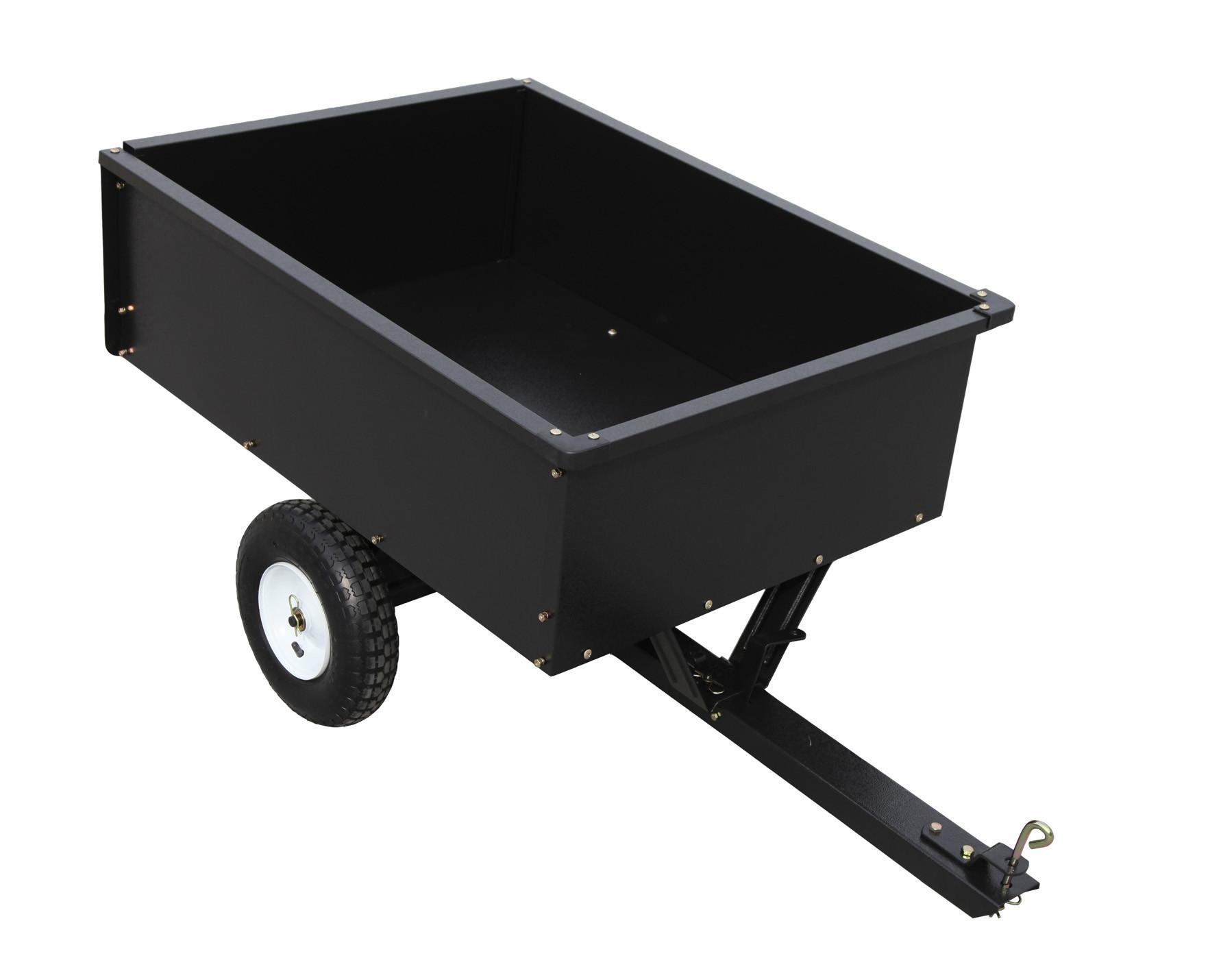 remorque pour tracteur tondeuse 180kg accessoires. Black Bedroom Furniture Sets. Home Design Ideas