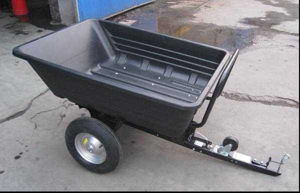 remorque pour tracteur tondeuse 295kg. Black Bedroom Furniture Sets. Home Design Ideas