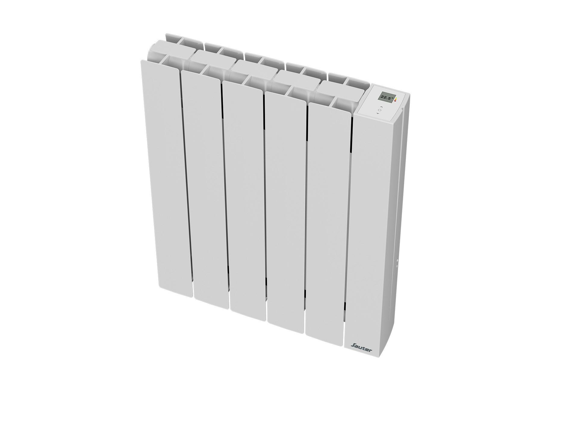 Radiateur à Inertie Fluide Sauter Orosi Digital 1000w