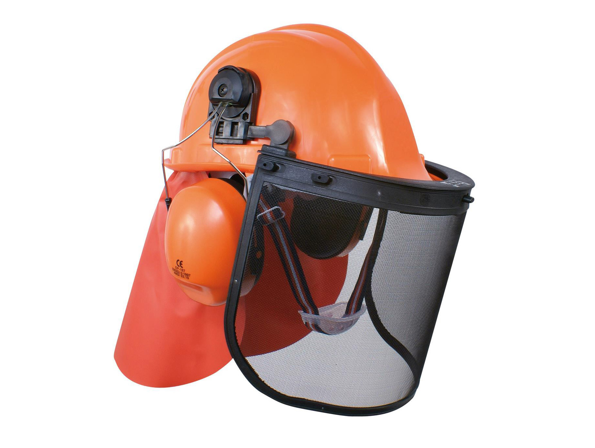 Casque forestier complet SOLIDUR