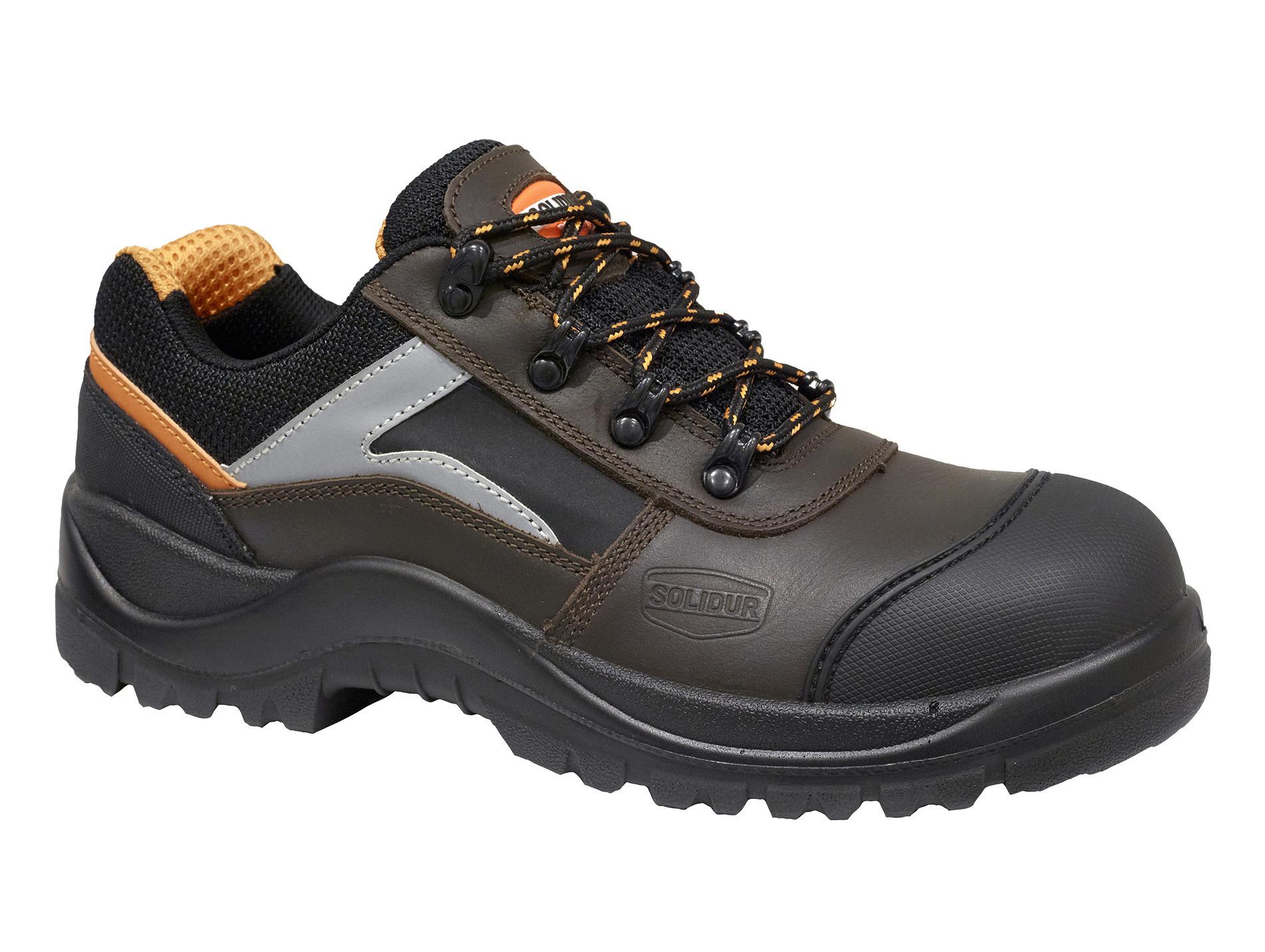 Chaussures de sécurité basses S3 SRC CI HI OMEGA