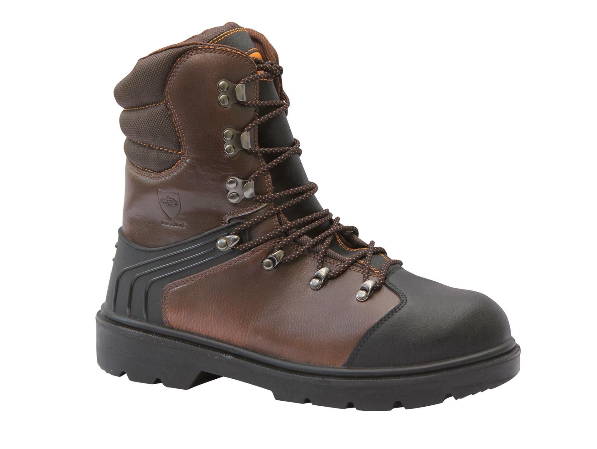 Chaussures de sécurité forestières montantes S3 EIGER
