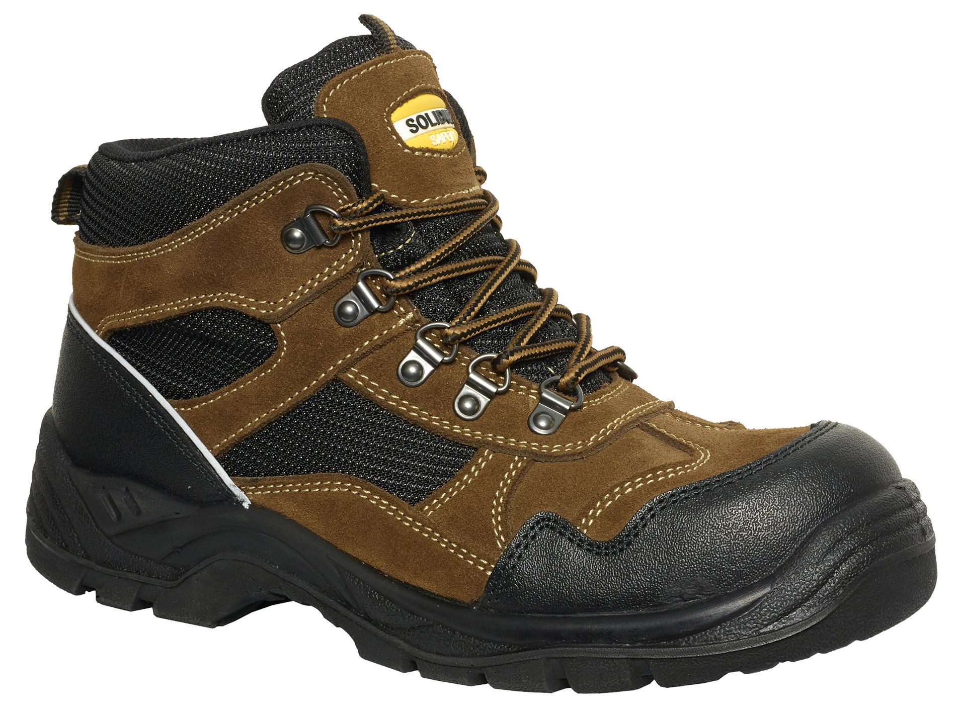 Chaussures de sécurité hautes S3 DEBAO