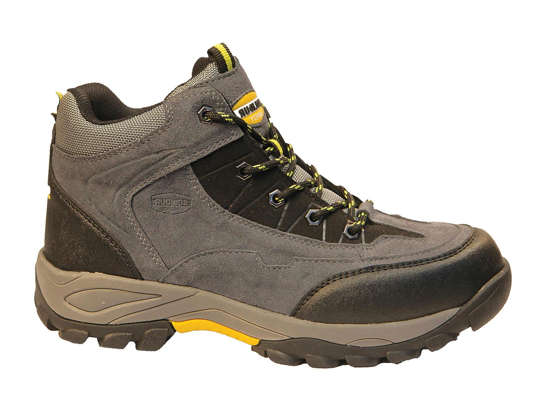 Chaussures de travail hautes SOLIDUR Chara