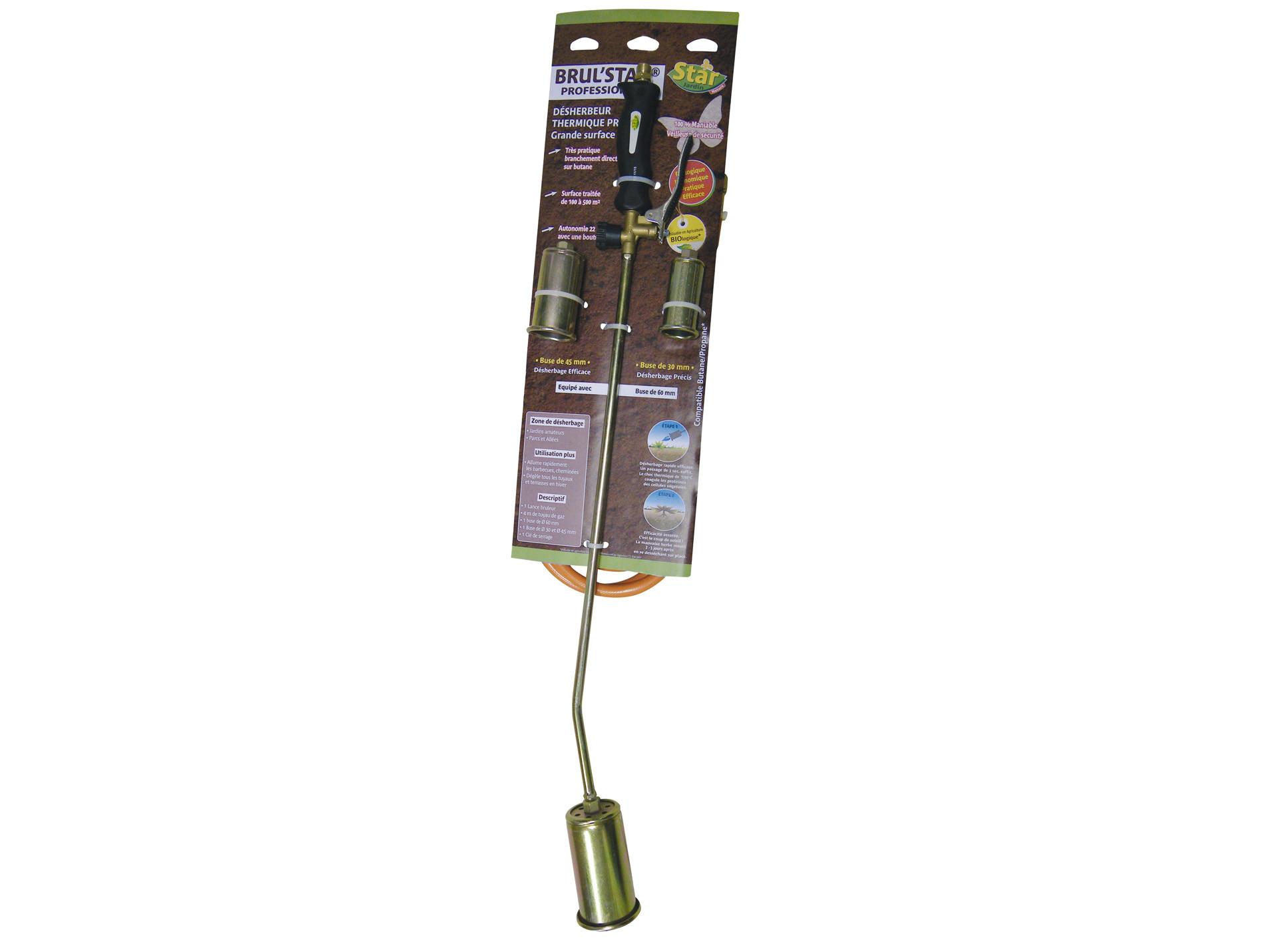 Désherbeur thermique - Outils de pelouse, désherbage manuel - Outils ...