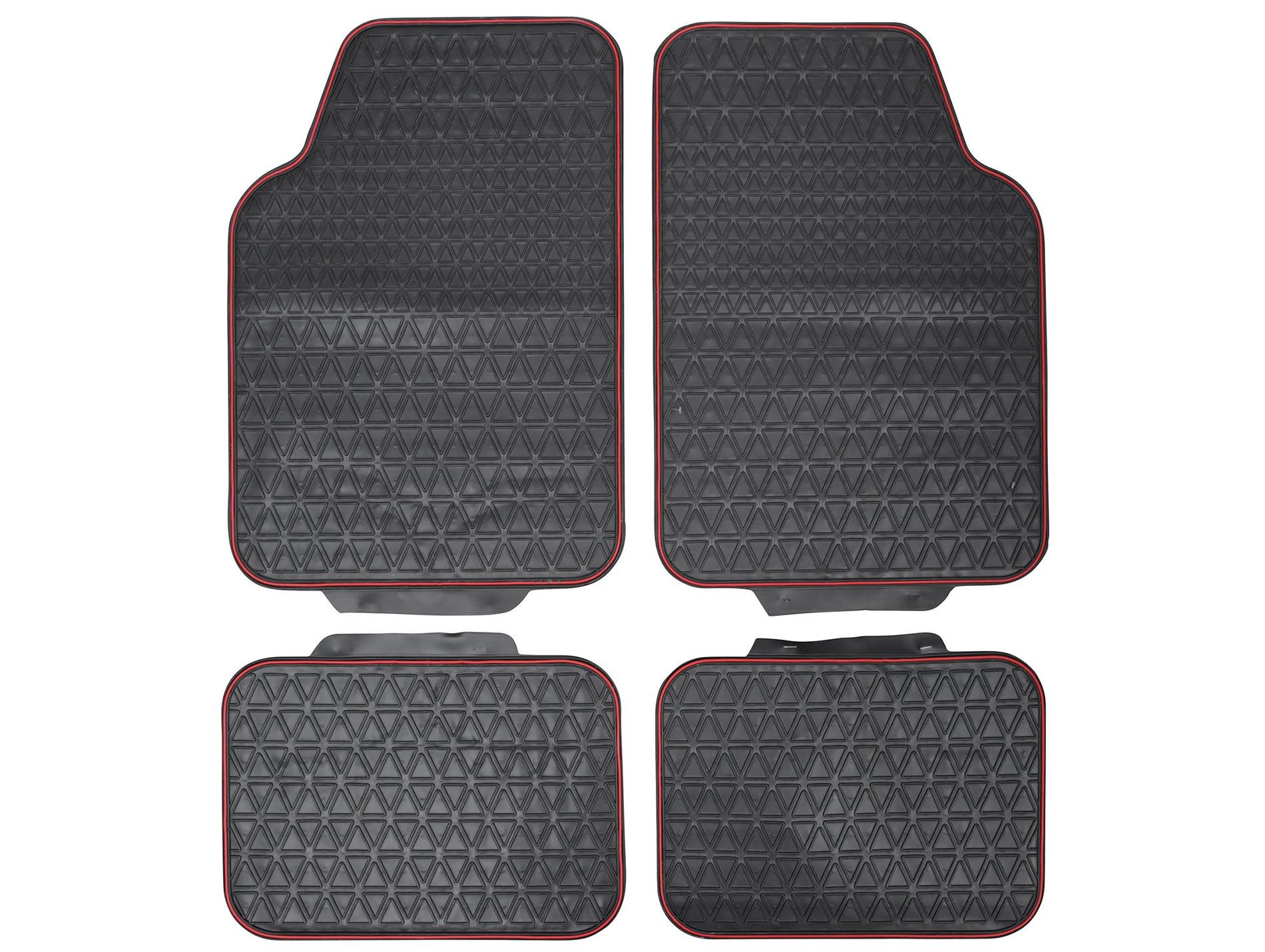 tapis de sol voiture caoutchouc x4. Black Bedroom Furniture Sets. Home Design Ideas