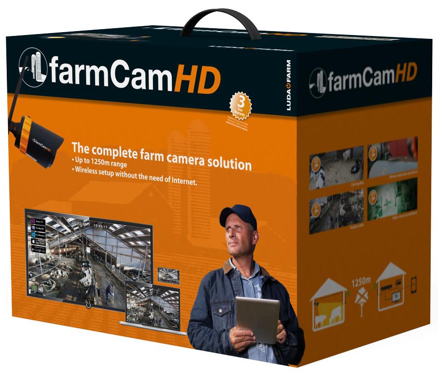 Caméras de surveillance HD Pro Farm Cam HD
