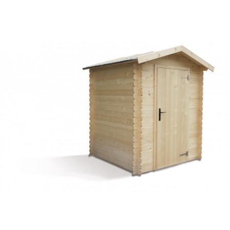 Abri de jardin bois Bex 3,17 m²