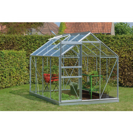 Serre Introgrow Ivy 5m² verre securit - alu