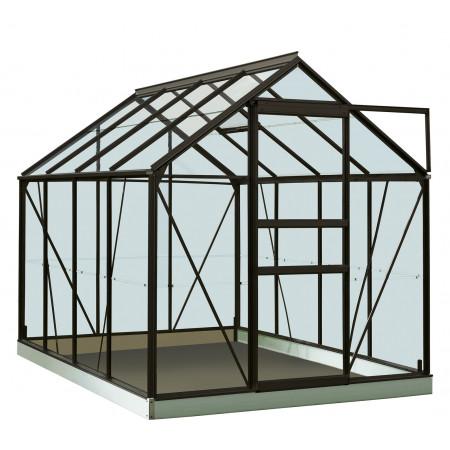 Serre Introgrow Ivy 5m² verre securit - laqué