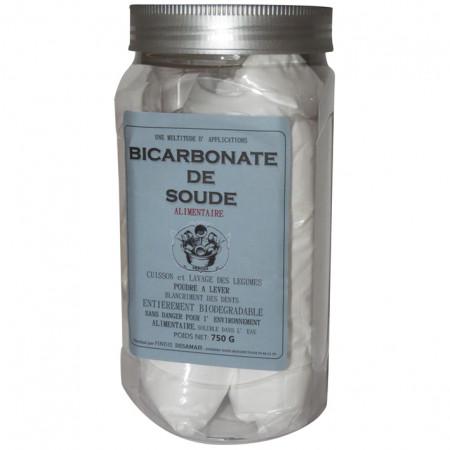 Bicarbonate de soude alimentaire 750g