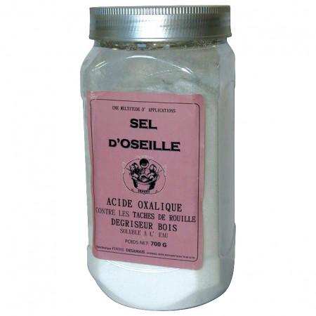 Acide Oxalique Sel D'Oseille 700g