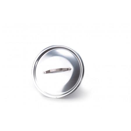 Couvercle aluminium Ø32cm