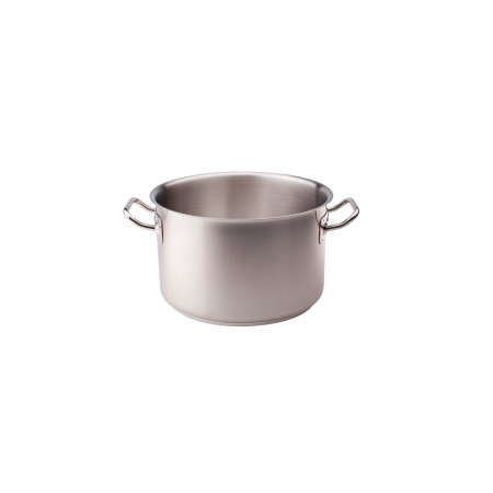 Faitout inox induction Ø28cm