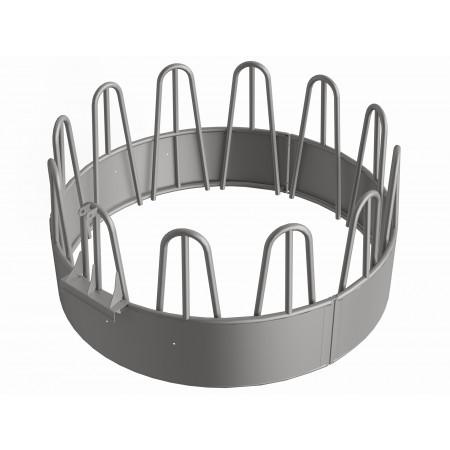 Râtelier circulaire arceaux