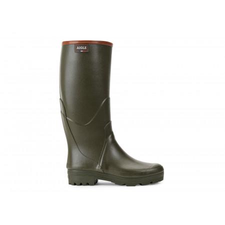Bottes Aigle Chambord Pro 2 kaki
