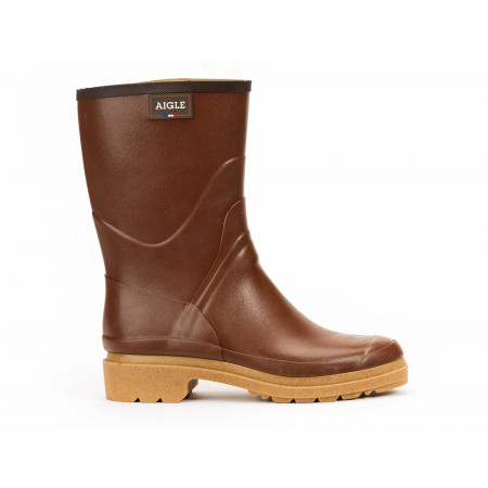 Bottillons Aigle Bison 2 marron