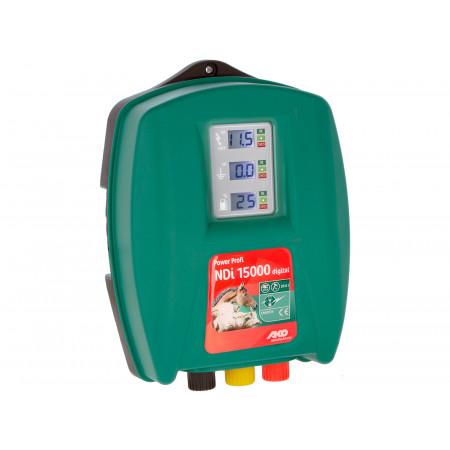 Electrificateur Digital sur secteur NDi 15000 230V 14,5J