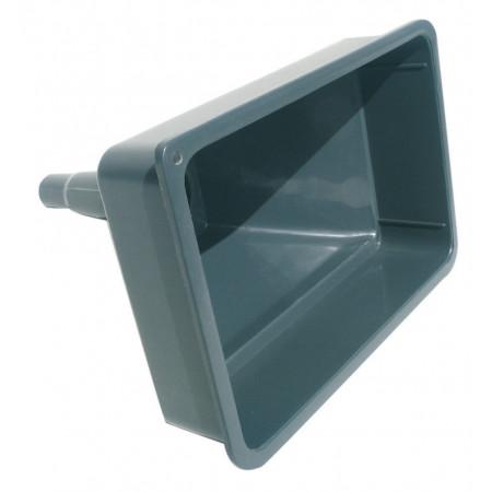Entonnoir Plastique Rectangulaire