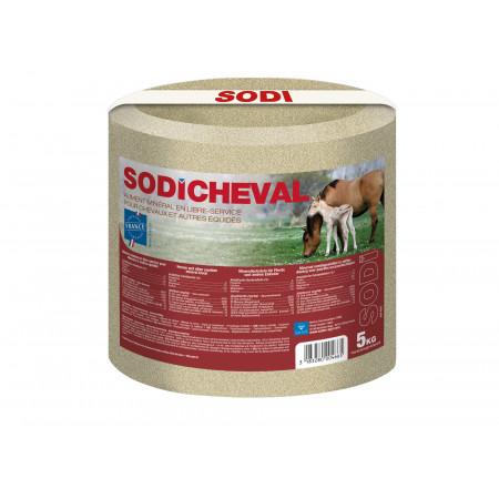 Aliment chevaux Sodicheval 5 kg