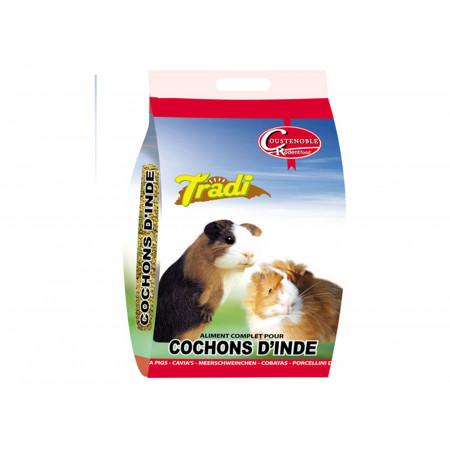 Aliment complet cochon d'inde Coustenoble 4kg