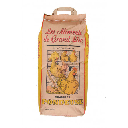 Aliment pondeuse Tradition 10kg